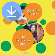 Der stille Peter und die freche Mary (mp3-download)