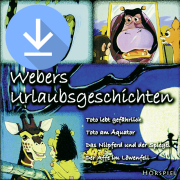 Webers Urlaubsgeschichten (mp3-Download)