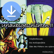 Webers Urlaubsgeschichten II (mp3-Download)